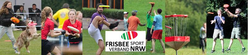 Frisbeesport Landesverband NRW
